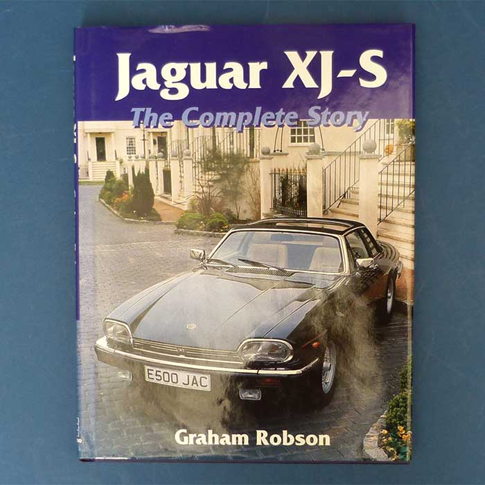 Jaguar XJ-S The Complete Story, Graham Robson